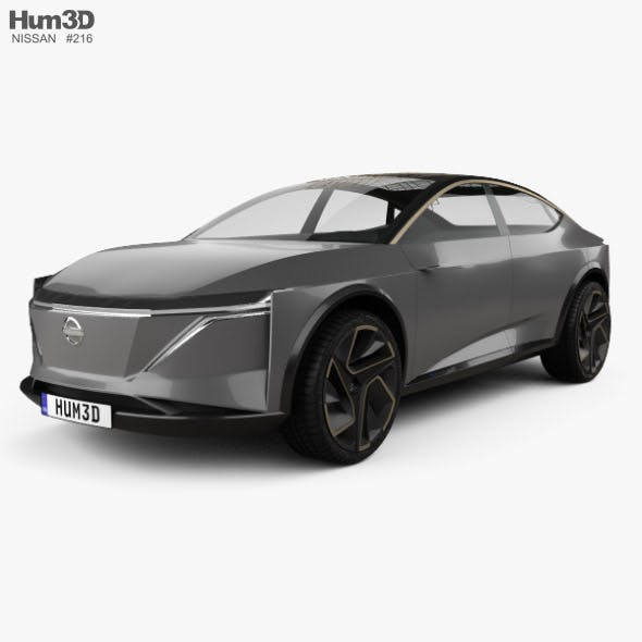 Nissan IMs 2019 - 3DOcean Item for Sale