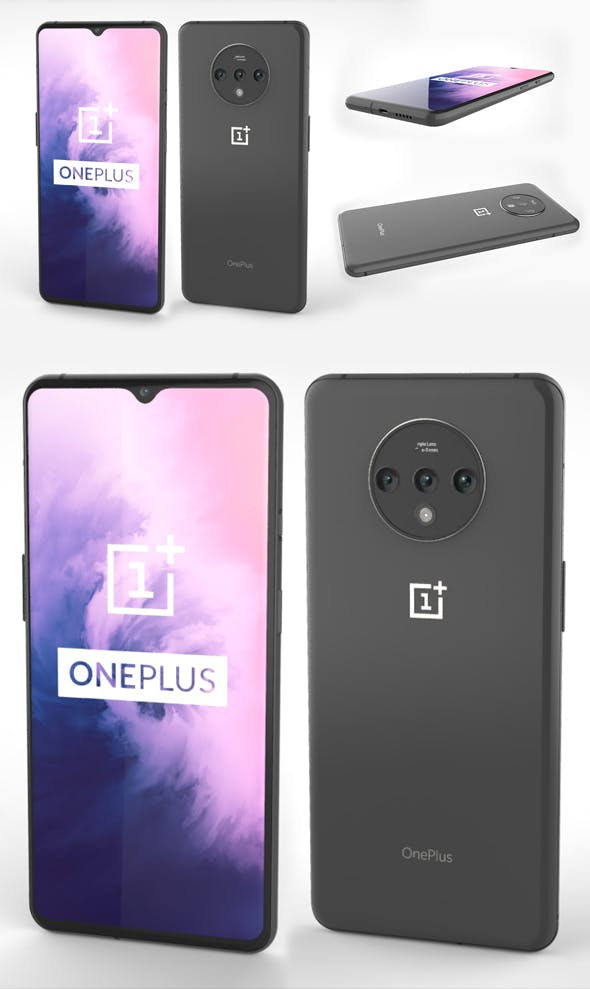 OnePlus 7T - 3DOcean Item for Sale