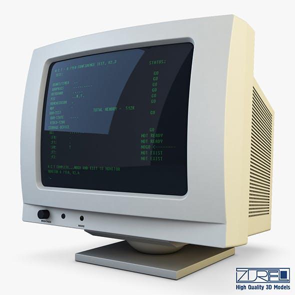 Monitor v 1 - 3DOcean Item for Sale