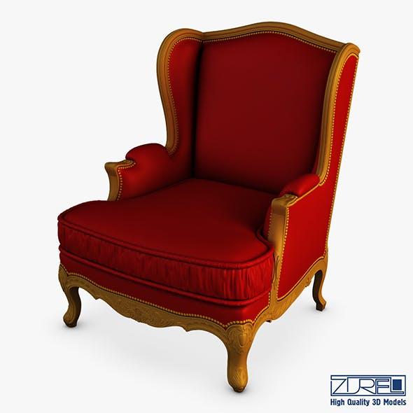 Provasi Fontaine PR2732-407 Armchair