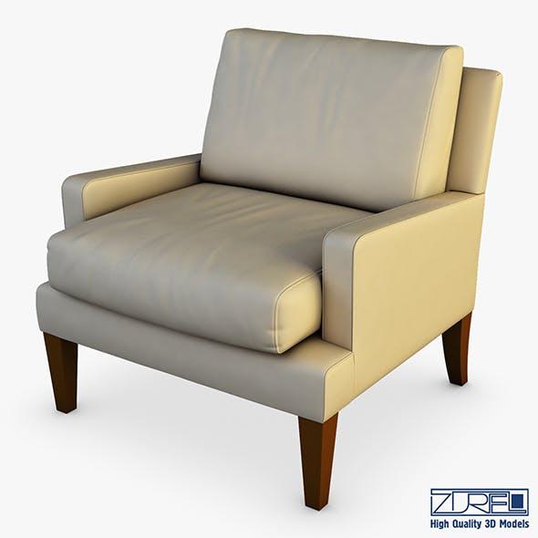 Corsa armchair - 3DOcean Item for Sale