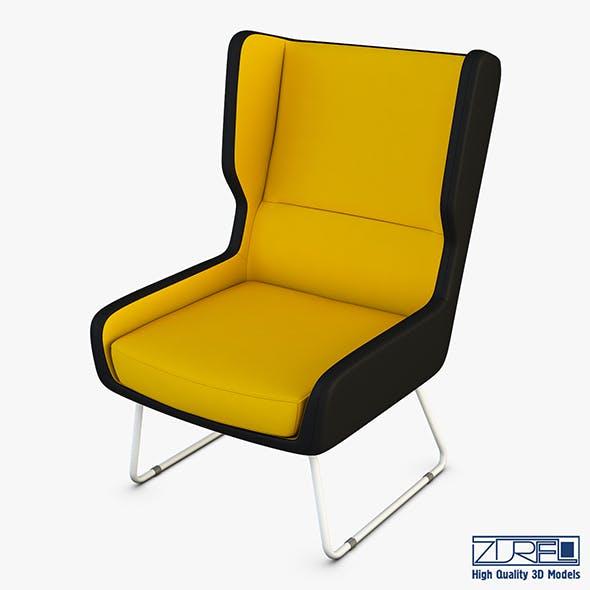 Trainy armchair