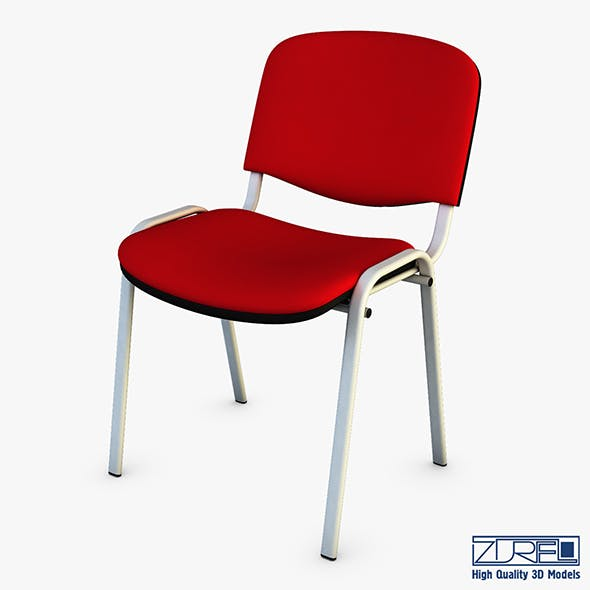 Iso chair - 3DOcean Item for Sale