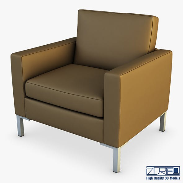 Lounge chair 268 - 3DOcean Item for Sale