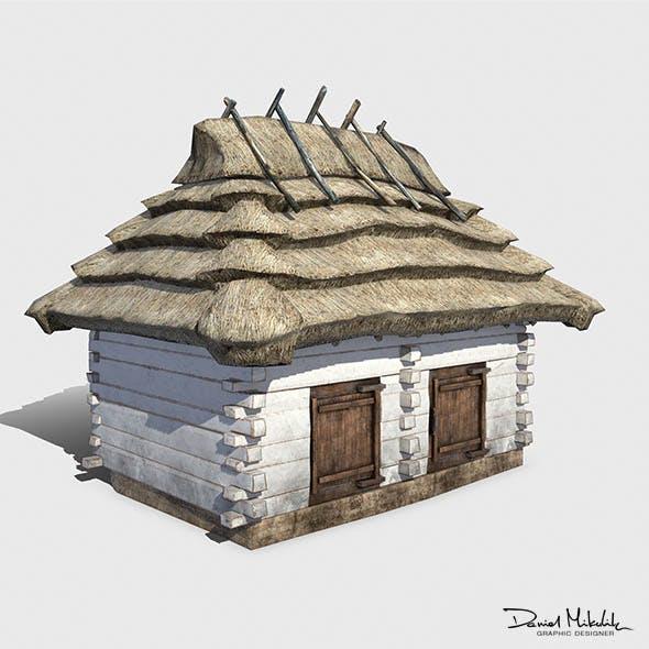 Pigsty Building - Slav Architecture - 3DOcean Item for Sale