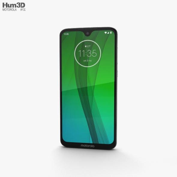 Motorola Moto G7 Clear White - 3DOcean Item for Sale