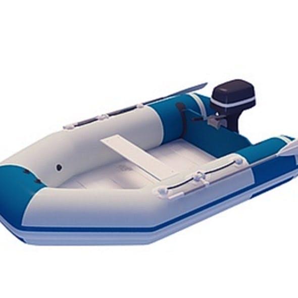 Kayaking - 3DOcean Item for Sale