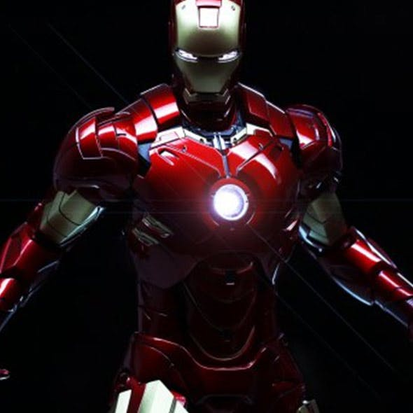 IronMan - 3DOcean Item for Sale