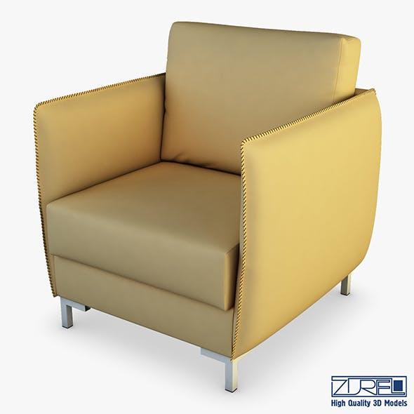 Moon armchair - 3DOcean Item for Sale