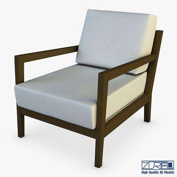Joplin chair - 3DOcean Item for Sale