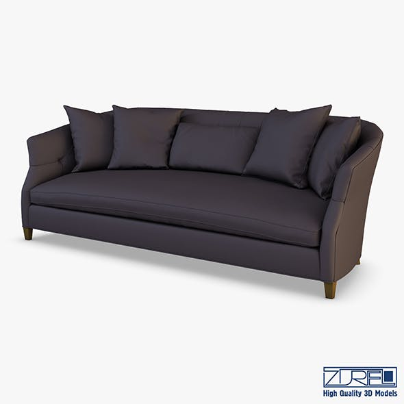 Luccia Hollywood Sofa - 3DOcean Item for Sale