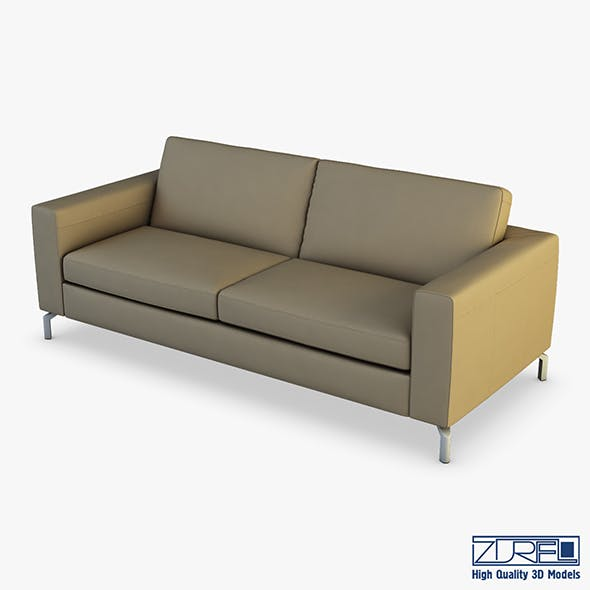 Krego sofa - 3DOcean Item for Sale