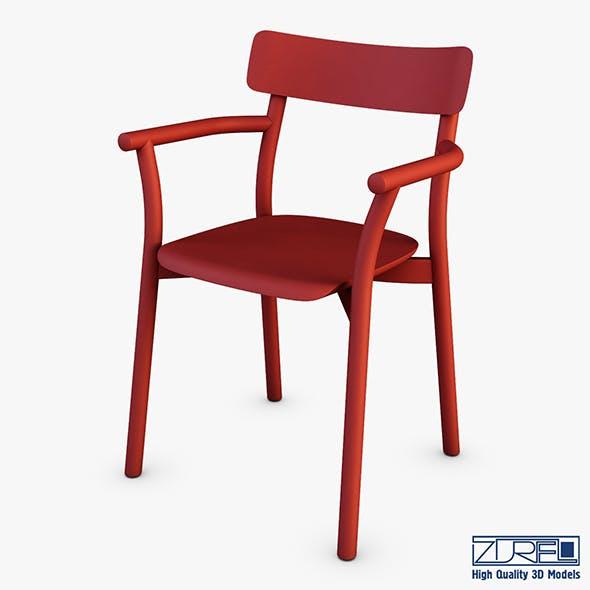 Mattiazzi chiaro armchair - 3DOcean Item for Sale