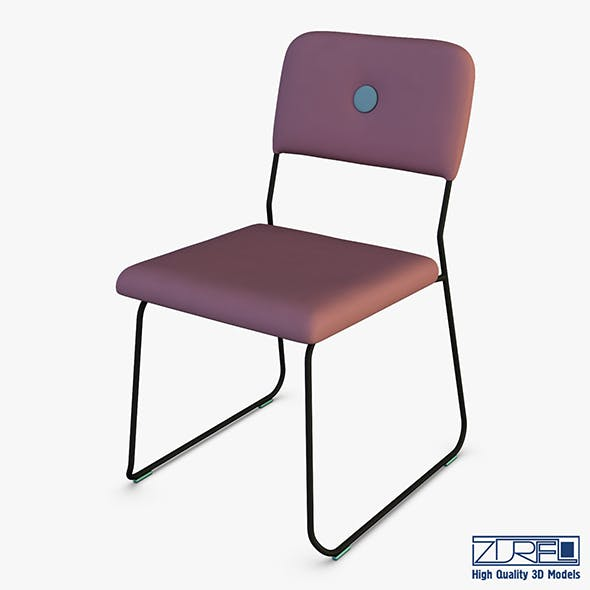 Feline chair - 3DOcean Item for Sale