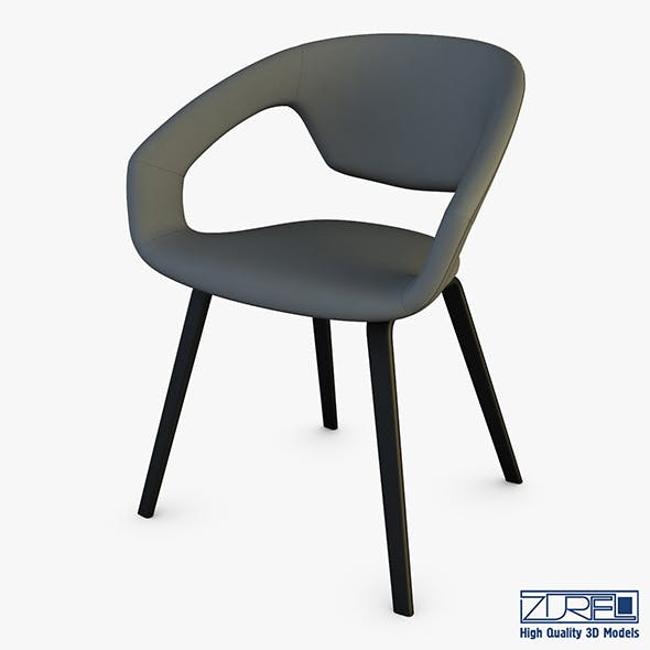 Flex Back chair - 3DOcean Item for Sale