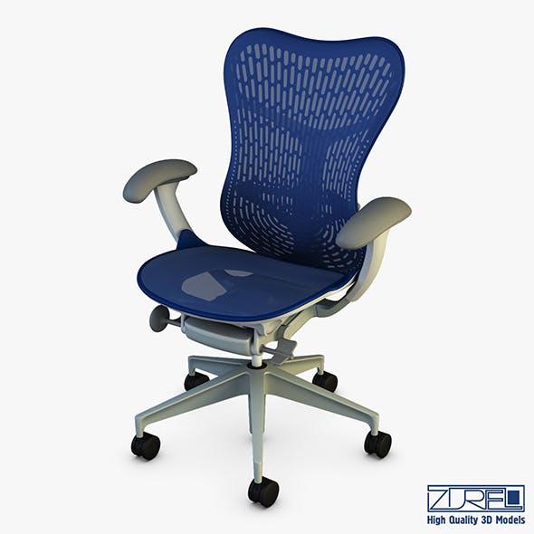 Mirra 2 chair Herman Miller - 3DOcean Item for Sale
