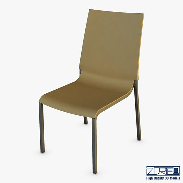 Eva chair - 3DOcean Item for Sale