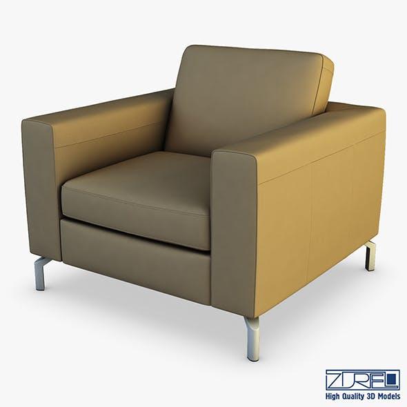 Krego armchair - 3DOcean Item for Sale