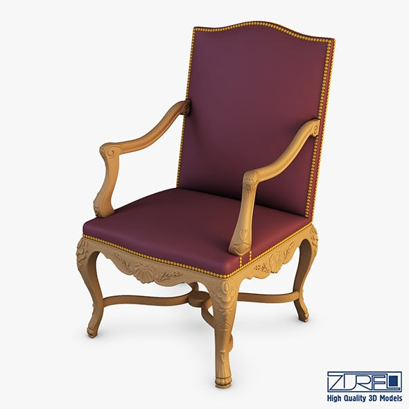 Provasi Milano 2006 PR0611-259 armchair - 3DOcean Item for Sale