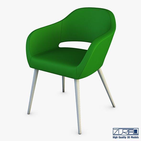 Utopia Chair - 3DOcean Item for Sale