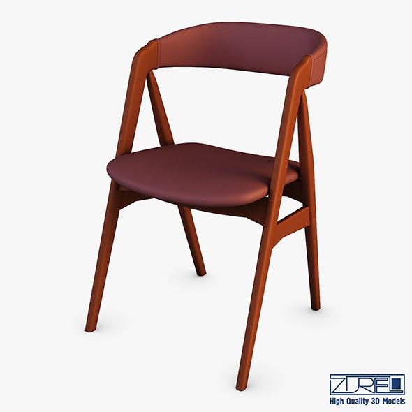 Danish teak classics chair