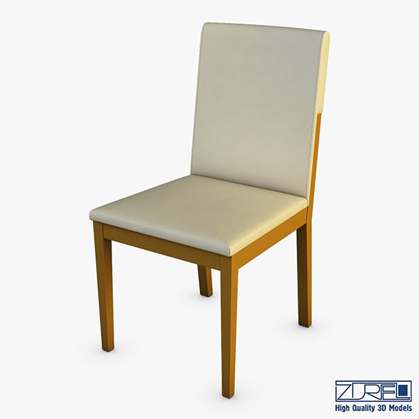 Shira chair - 3DOcean Item for Sale