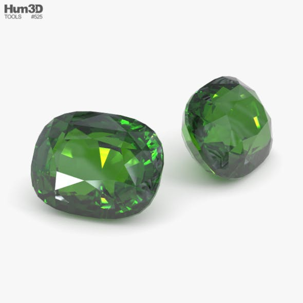 Peridot - 3DOcean Item for Sale