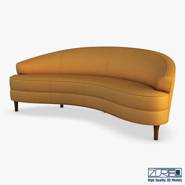 Barrymore Jacqui Sofa - 3DOcean Item for Sale