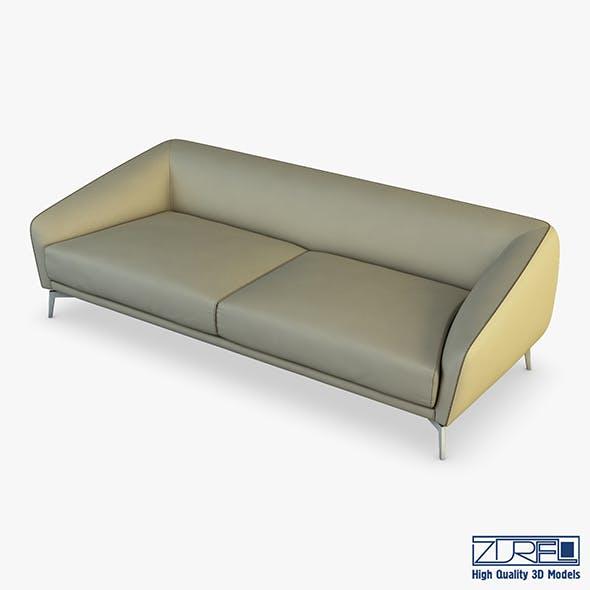 Land sofa - 3DOcean Item for Sale