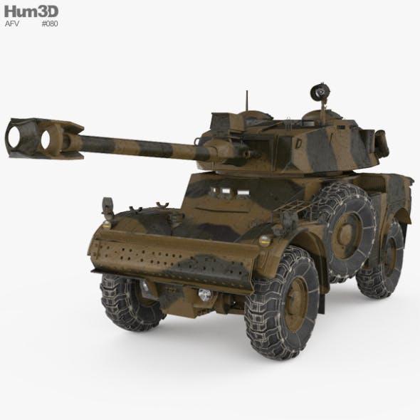 Panhard AML-90 - 3DOcean Item for Sale