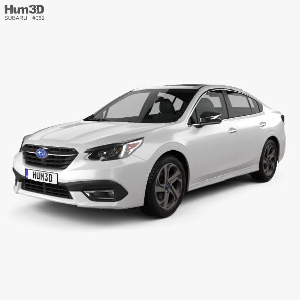 Subaru Legacy Touring 2020 - 3DOcean Item for Sale