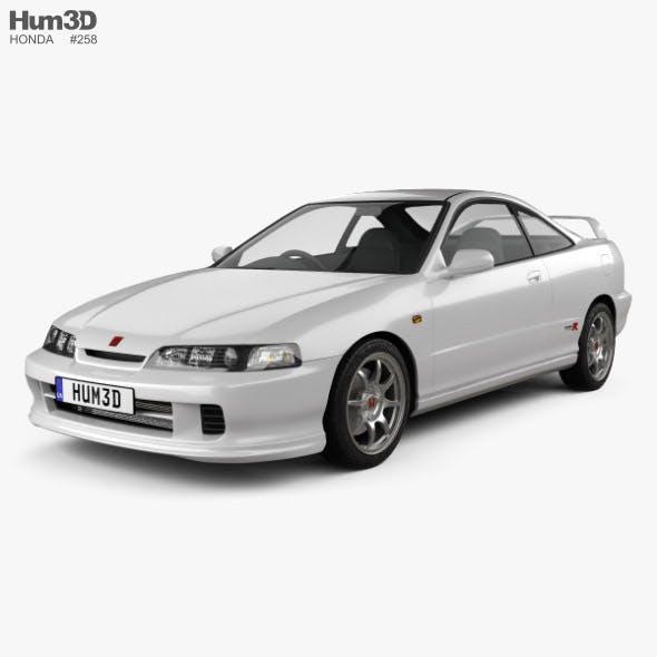 Honda Integra Type-R coupe 1995