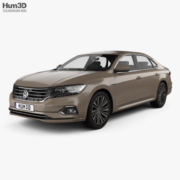 Volkswagen Passat CN-spec 2019 - 3DOcean Item for Sale