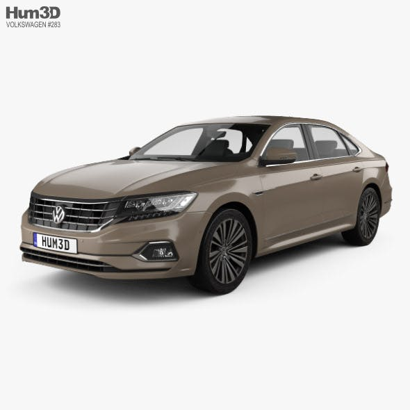 Volkswagen Passat CN-spec 2019