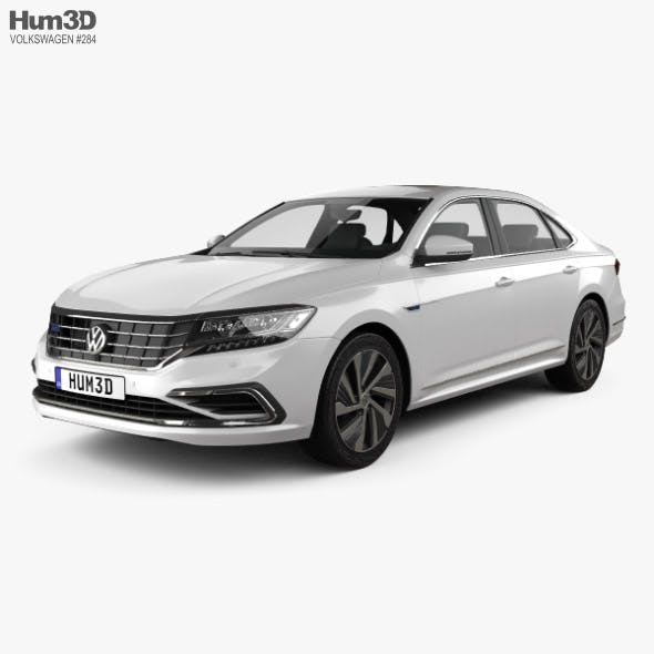 Volkswagen Passat PHEV CN-spec 2019 - 3DOcean Item for Sale