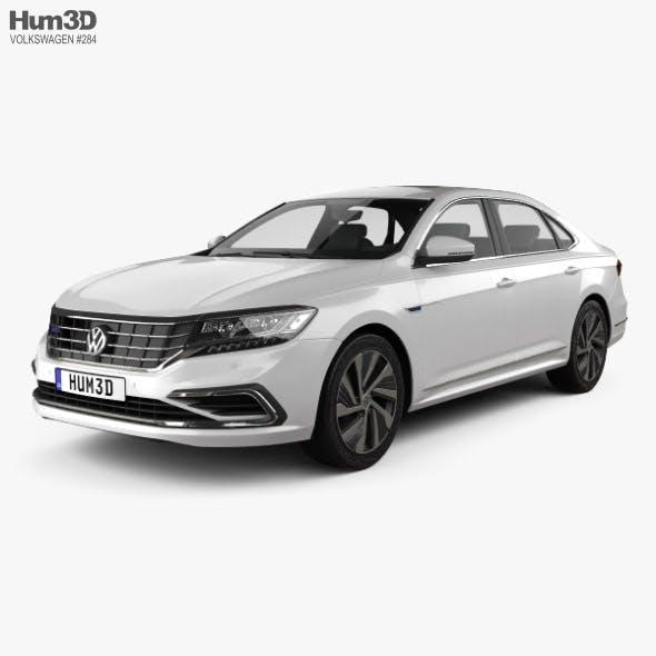 Volkswagen Passat PHEV CN-spec 2019