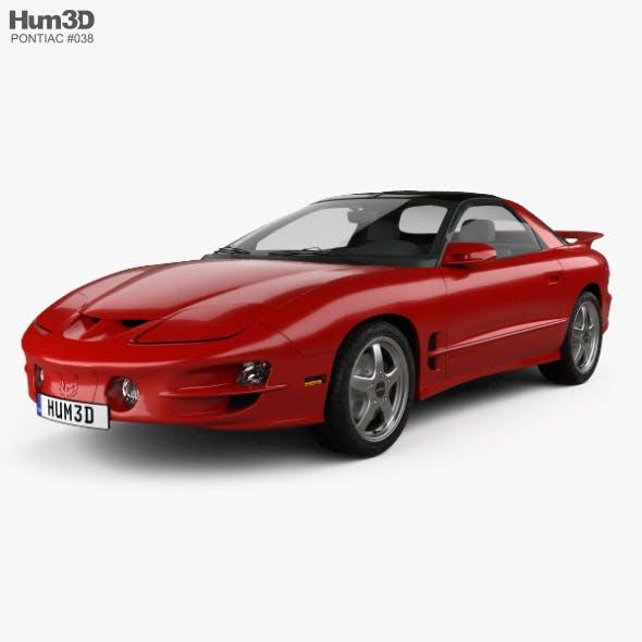 Pontiac Firebird Trans Am 1998