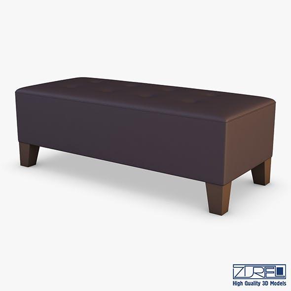 CU8367 Ottoman - 3DOcean Item for Sale