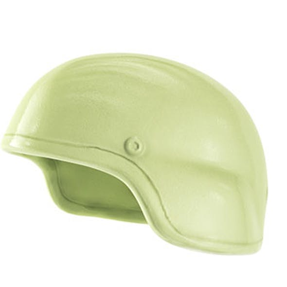 Military Khaki helmet 05