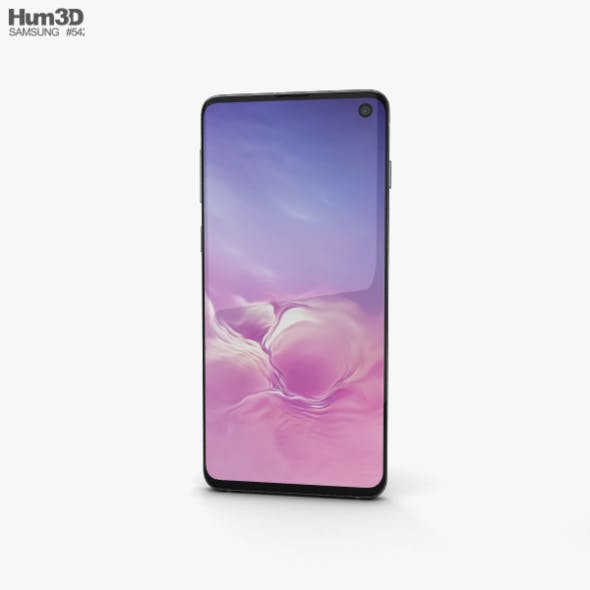 Samsung Galaxy S10 Prism Black