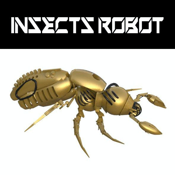 Insects Robot