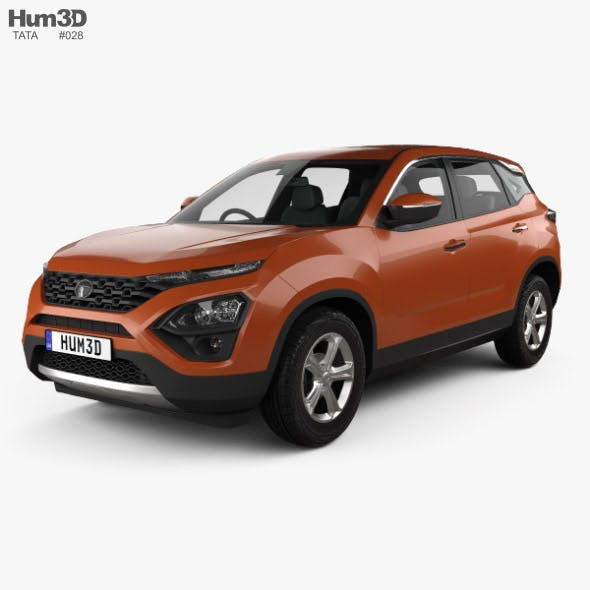 Tata Harrier 2019