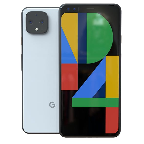 Google Pixel 4 XL ELEMENT 3D - 3DOcean Item for Sale