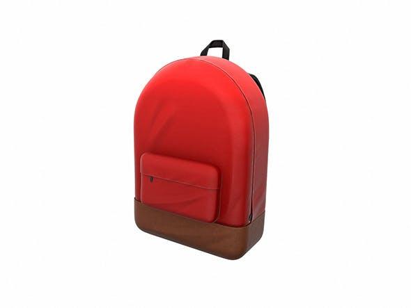 Backpack - 3DOcean Item for Sale