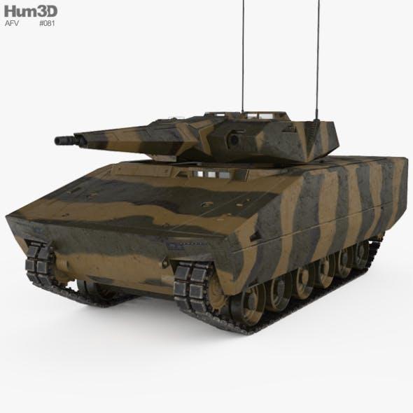 Lynx KF41 - 3DOcean Item for Sale