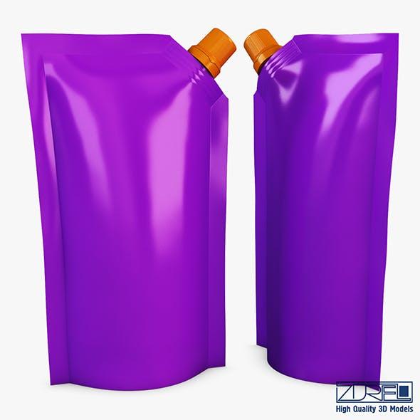 DoyPack Packaging v 3 - 3DOcean Item for Sale