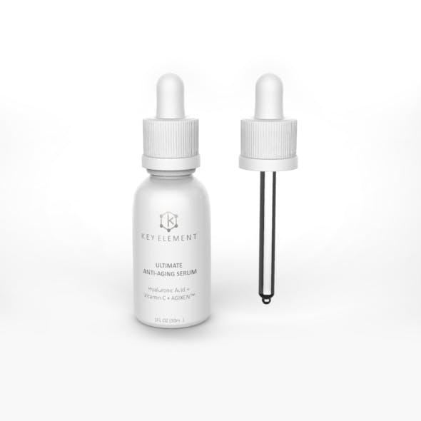 KeyElement Glass Bottle Dropper
