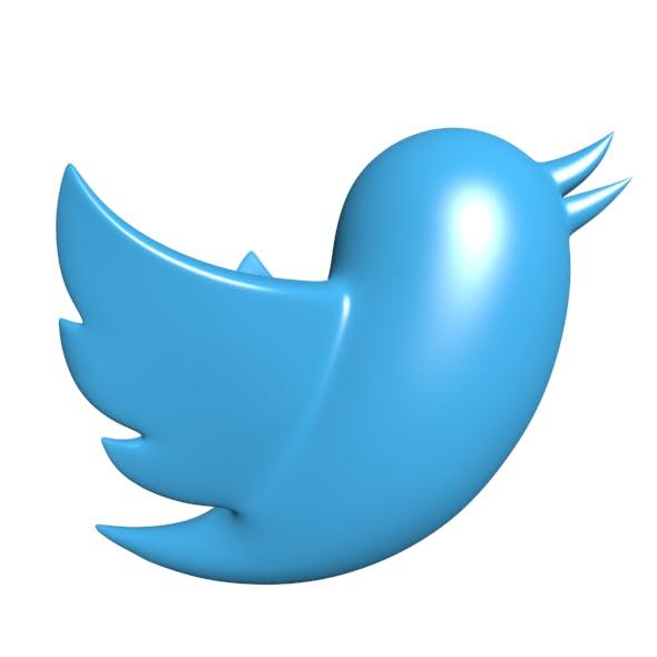 Twitter - 3DOcean Item for Sale
