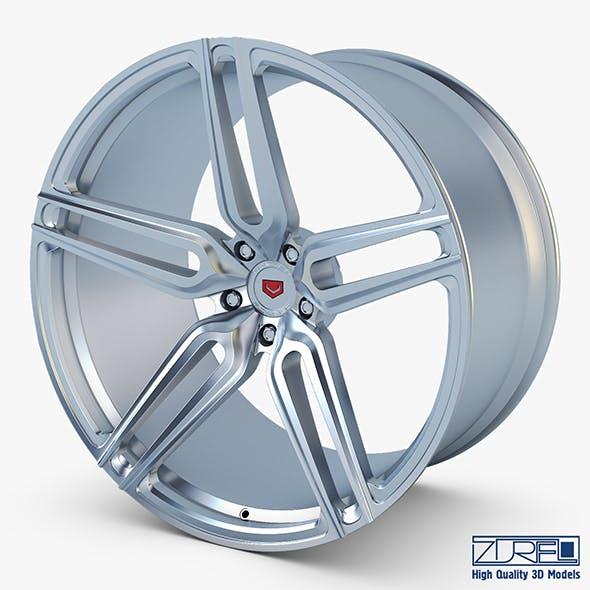 Vossen HC-1 19 wheel silver
