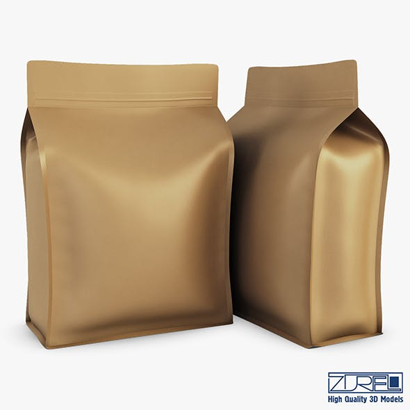 Food packaging v 19 - 3DOcean Item for Sale